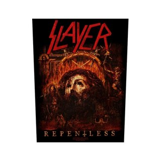 SLAYER Repentless, バックパッチ