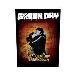 GREEN DAY 21st Century Breakdown, バックパッチ