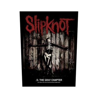 SLIPKNOT .5The Gray Chapter, バックパッチ