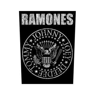 RAMONES Classic Seal, バックパッチ