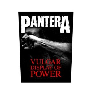 PANTERA Vulgar Display Of Power, バックパッチ