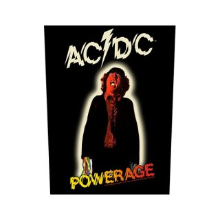 AC/DC Powerage, バックパッチ