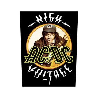 AC/DC High Voltage, バックパッチ