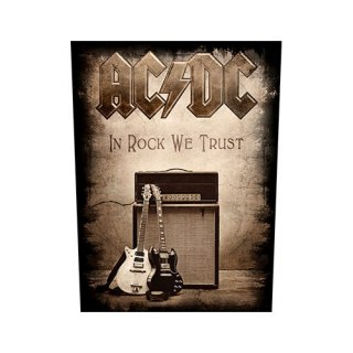 AC/DC In Rock We Trust, バックパッチ