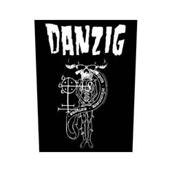 DANZIG 18 Beast, バックパッチ