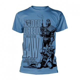 2000AD He is the law, Tシャツ