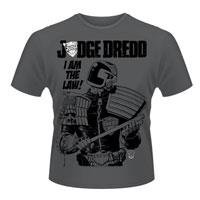 2000AD I am the law 3, Tシャツ