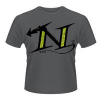 2000AD Nemesis logo, Tシャツ