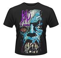 JUDGE DREDD Zombie Malcolm, Tシャツ