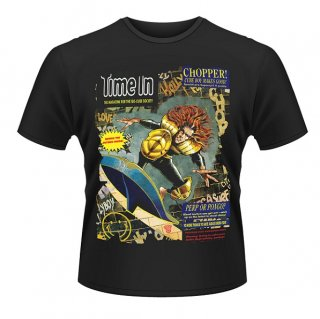 JUDGE DREDD Chopper, Tシャツ
