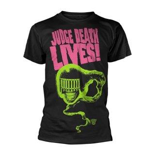 JUDGE DREDD Judge Death Lives!, Tシャツ