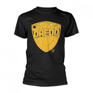 JUDGE DREDD Badge, Tシャツ