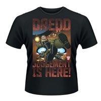 JUDGE DREDD Judgement is here, Tシャツ
