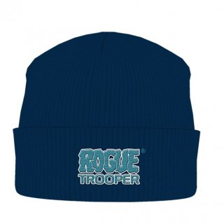 ROGUE TROOPER Logo, ニットキャップ