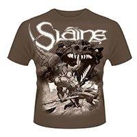 SLAINE Slaine painting, Tシャツ