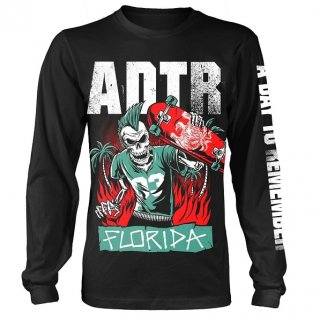 A DAY TO REMEMBER Florida, ロングTシャツ