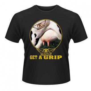 AEROSMITH Get A Grip, Tシャツ