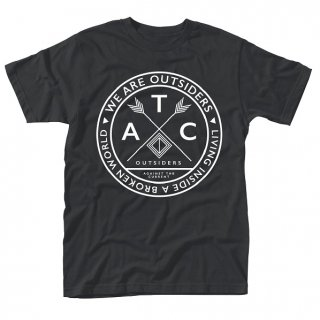 AGAINST THE CURRENT We Are The Outsiders, Tシャツ
