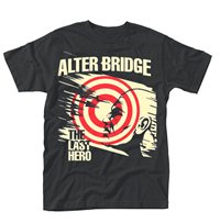 ALTER BRIDGE The Last Hero, Tシャツ