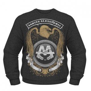 ASKING ALEXANDRIA Eagle, スウェットシャツ