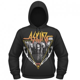 ASKING ALEXANDRIA Skeleton Arms, パーカー
