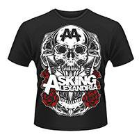 ASKING ALEXANDRIA Black Shadow, Tシャツ