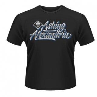 ASKING ALEXANDRIA Script, Tシャツ