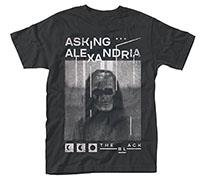 ASKING ALEXANDRIA The Black, Tシャツ