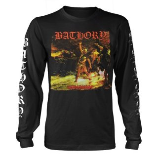 BATHORY Hammerheart, ロングTシャツ