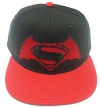 BATMAN VS SUPERMAN Contrast Logo, キャップ