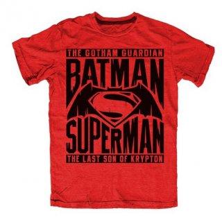 BATMAN VS SUPERMAN The Gotham Guardian, Tシャツ