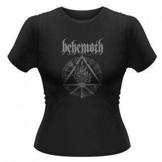 BEHEMOTH Furor Divinus, レディースTシャツ