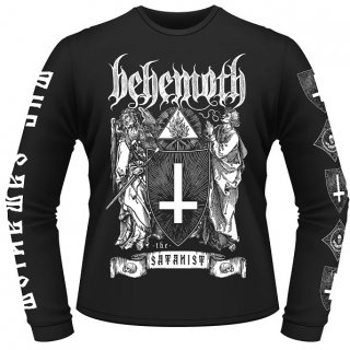 BEHEMOTH The Satanist, ロングTシャツ