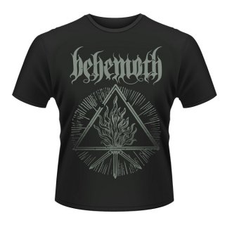 BEHEMOTH Furor Divinus 2, Tシャツ
