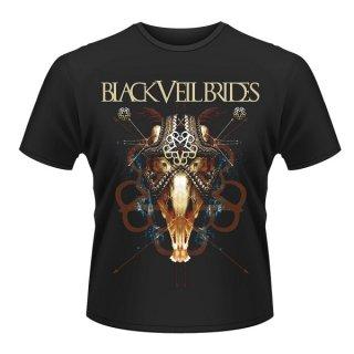 BLACK VEIL BRIDES Ornament and crime, Tシャツ