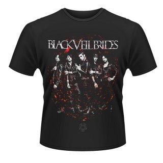 BLACK VEIL BRIDES Threads, Tシャツ