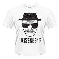 BREAKING BAD Heisenberg Sketch, Tシャツ