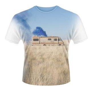 BREAKING BAD Trailer (dye sub), Tシャツ