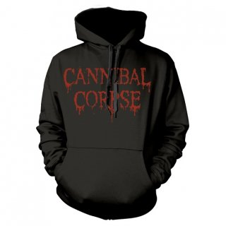 CANNIBAL CORPSE Dripping Logo, パーカー