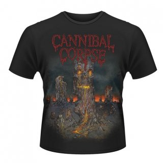 CANNIBAL CORPSE A Skeletal Domain 3, Tシャツ