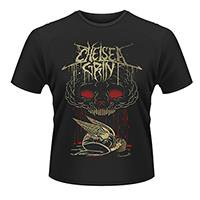 CHELSEA GRIN Blood brain, Tシャツ