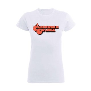 A CLOCKWORK ORANGE Logo, レディースTシャツ