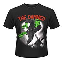 THE DAMNED Frankendamned (plan 9), Tシャツ