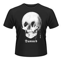 THE DAMNED Skull, Tシャツ
