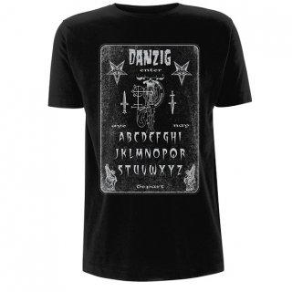 DANZIG Ouija Board, Tシャツ