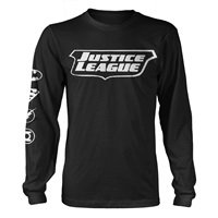 JUSTICE LEAGUE Justice league icons, ロングTシャツ