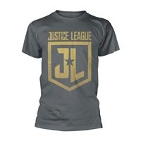JUSTICE LEAGUE Classic Shield, Tシャツ