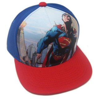 DC ORIGINALS Superman Sublimation (kids), 子供用キャップ