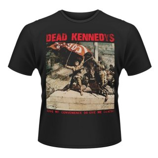 DEAD KENNEDYS Convenience Or Death, Tシャツ