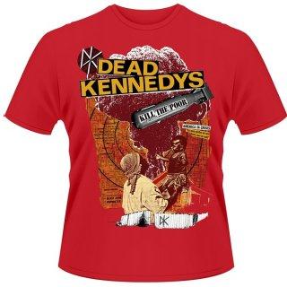 DEAD KENNEDYS Kill The Poor, Tシャツ